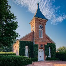 Lee Chapel by Tony Cox - Buildings & Architecture Public & Historical (  )