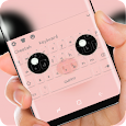 lovely piggy Theme apk