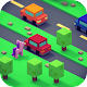 Crossy Hoppers: Road Jump Game