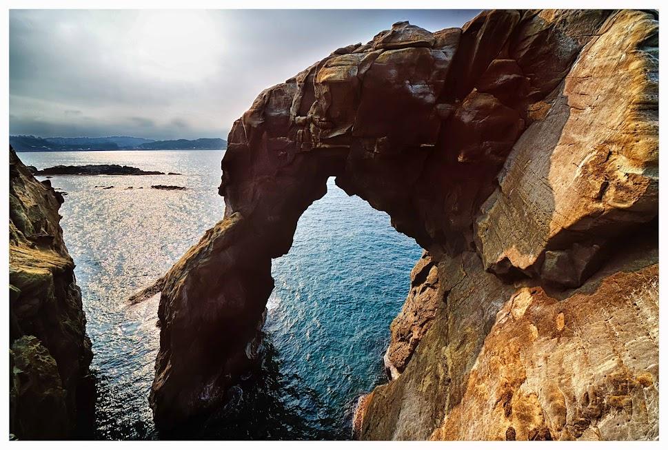 象鼻岩Taiwan Elephant rock?