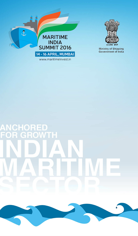 MARITIME INDIA SUMMIT- screenshot