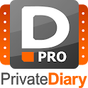 Private DIARY Pro - Personal journal icon