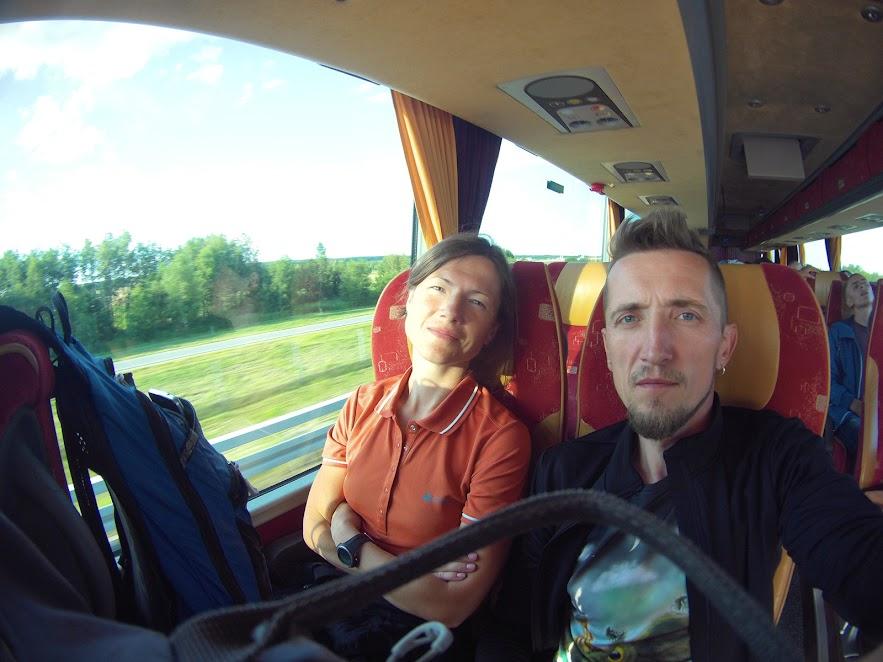 фото в автобусі
