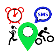 Periodic location & immobility alert sender by SMS