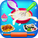 Fast food restaurant - cooking game icon