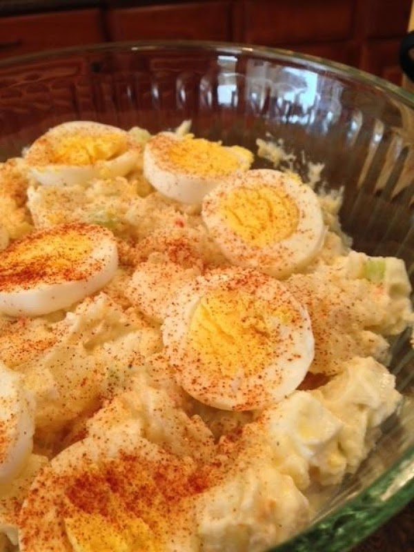 Old-fashioned Potato Salad Recipe