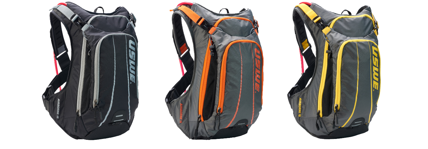 Airborne 15 Series Hydration Backpack With Accessible Phone Pocket