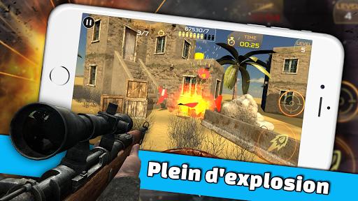 Code Triche Ultimate Sniper: 3D Tireur d'arme à feu apk mod screenshots 5
