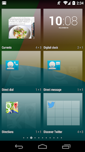 KitKat Launcher for KitKat &Lollipop 5.0 Screenshot