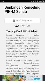 Konseling PIK-M Sehati - náhled