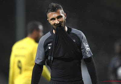 Ivan Yagan (Eupen) pense que son équipe méritait mieux contre Ostende (0-1) en coupe de Belgique