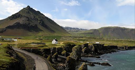 islande à moto