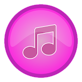 Pink Music Player