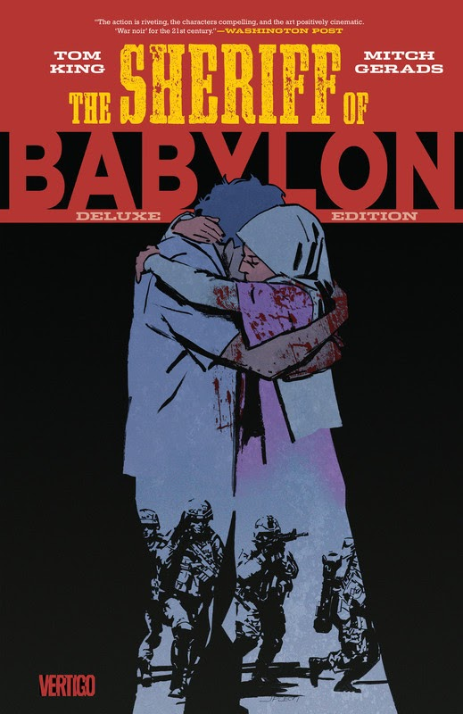 The Sheriff of Babylon: The Deluxe Edition (2018)
