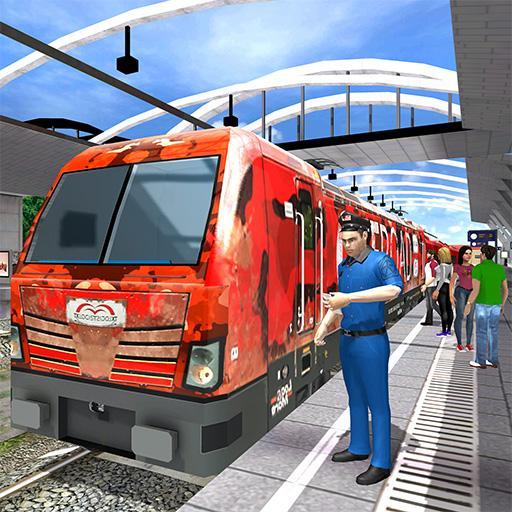 Train Simulator Free Icon