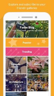 Fyuse - 3D Photos screenshot 09