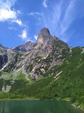 Photo: 125 évvel ezelőtt, 1891. július 28-án történt meg a Karbunkulus-torony első hiteles megmászása (Petrik Lajos), de Maciej Sieczka zakopanei hegyivezető valószínűleg már 1880 körül feljutott erre a csúcsra. Fotó: Csibi Gyula