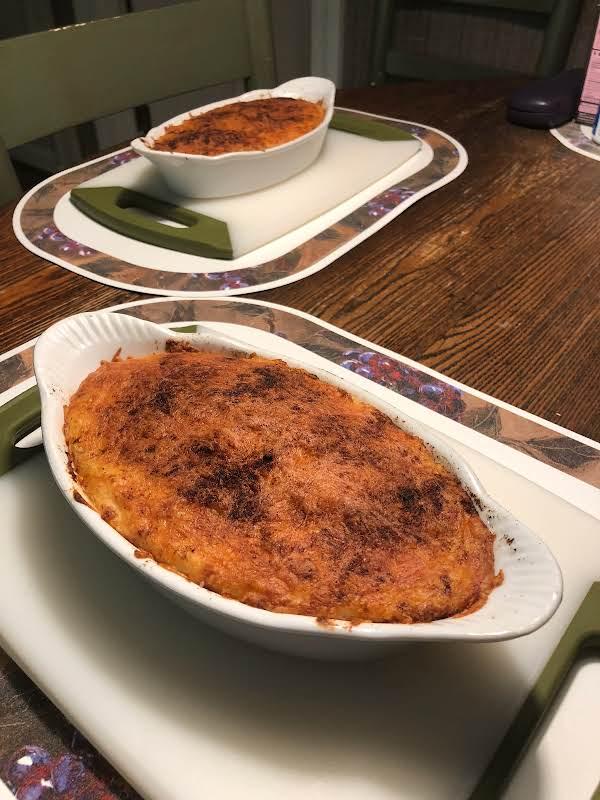Killer Potato Boats Recipe