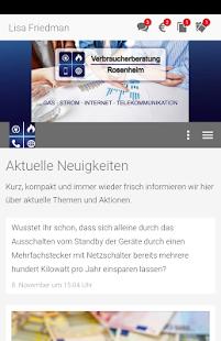 Verbraucherberatung Rosenheim - náhled