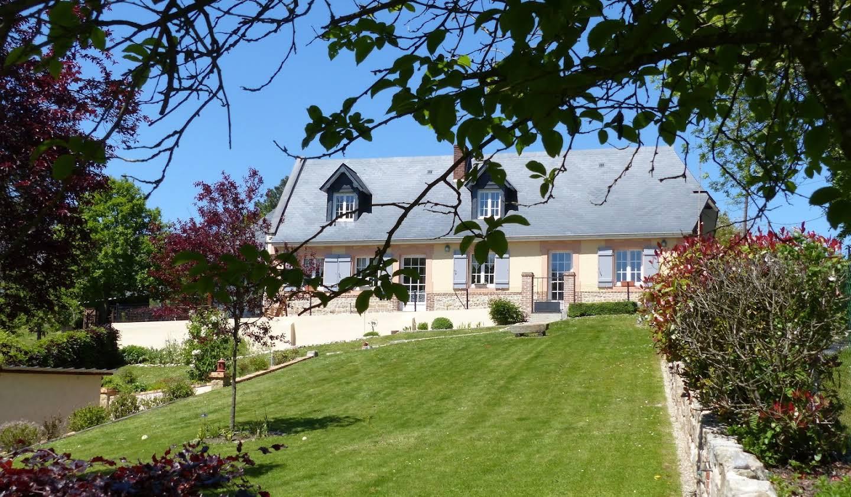 Maison avec jardin Cany-Barville
