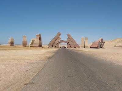 Strada nel deserto di mari.ve