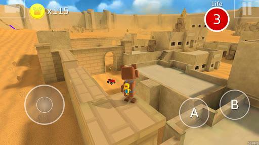 [3D Platformer] Super Bear Adventure screenshots 3