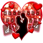 Love Couple Keyboard icon