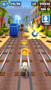 Subway Surfers MOD (Unlimited Coins/Key) [Latest] 2