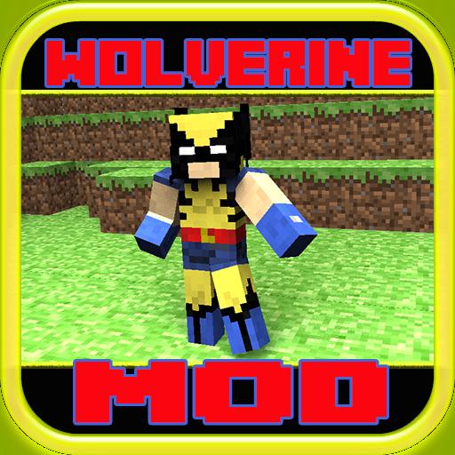 Mods for MCPE Woverine