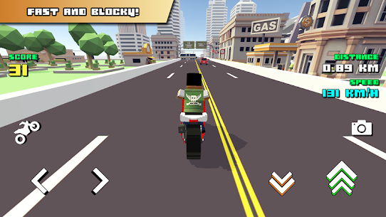 Blocky Moto Racing 🏁App Latest Version Download For Android 1