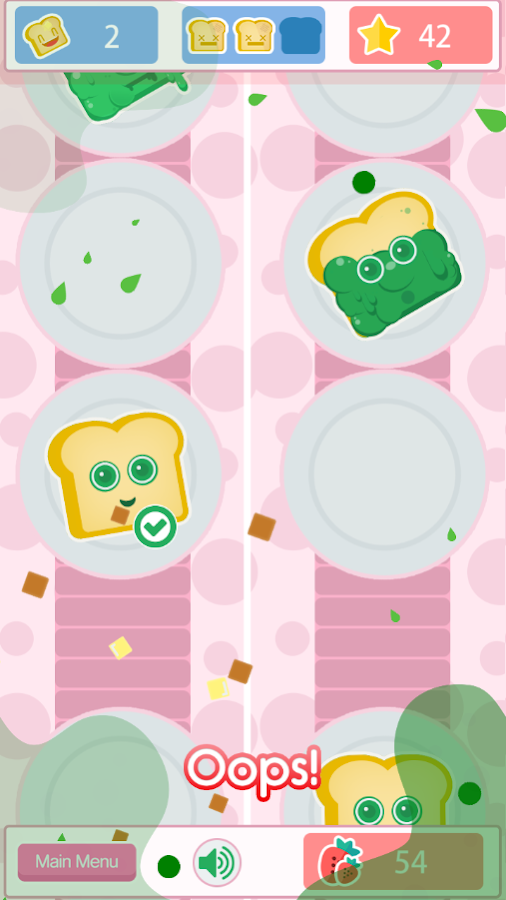 Toast Factory!- screenshot