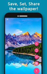 Wallify - 4k, HD Wallpapers & backgrounds APK screenshot thumbnail 2