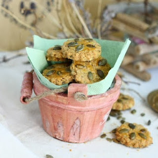 Pumpkin Seed Cookies Recipes