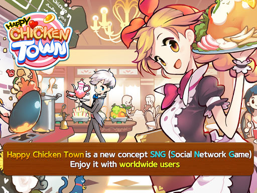 Happy Chicken Town (Farm & Restaurant)  screenshots EasyGameCheats.pro 1