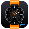 Orange Point Free Watch Face icon