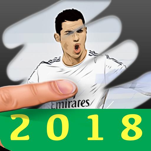 Scratch Football Player Quiz (game)