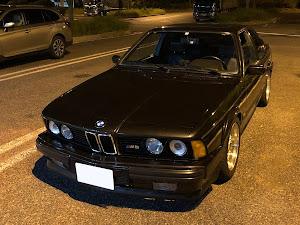 M6 E24 88年式 D車のカスタム事例画像 とありくさんの2020年01月27日19:07の投稿
