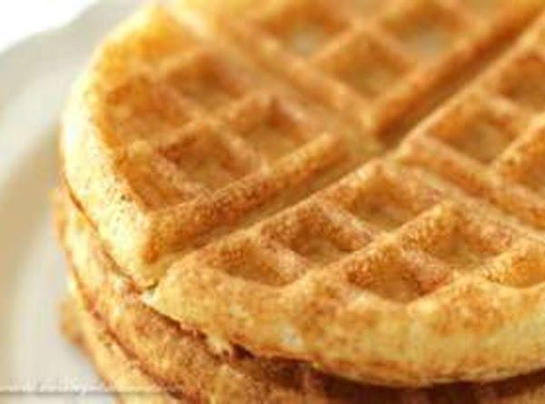Only 1 Belgian Waffles Recipe