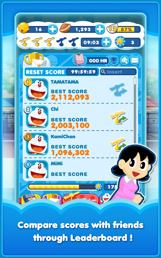 Doraemon Gadget Rush- screenshot