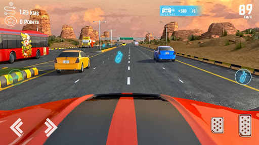 Car Racing Ferocity 3D: Endless 4.5.50 screenshots 2