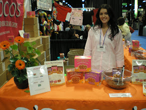 Photo: O'Cocos at Conneticut Womens Expo