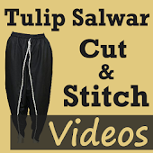 TULIP Salwar Cutting and Stitching Videos App