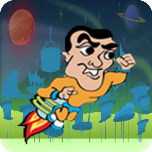 Space Hero Dots Adventures