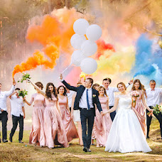 Wedding photographer Ekaterina Kotova (Chubuka). Photo of 27.10.2017