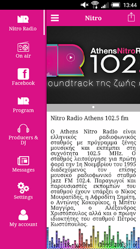 Nitro Radio 102.5