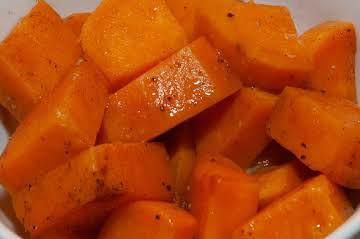 Sous Vide Essentials: Buttery Sweet Potatoes