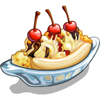 'Banana split'.... get it?