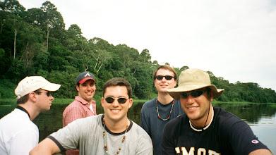 Photo: Rio Negro (Amazon Rain Forest)