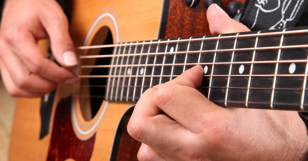 Guitar Open Tuning Guide Chords Playing How To Tutorial