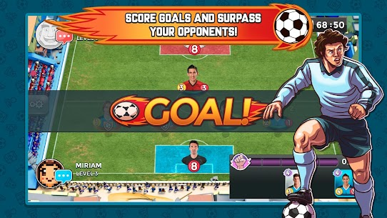 Top Stars Football 1.40.0.0 MOD (Unlimited Money) Apk 8